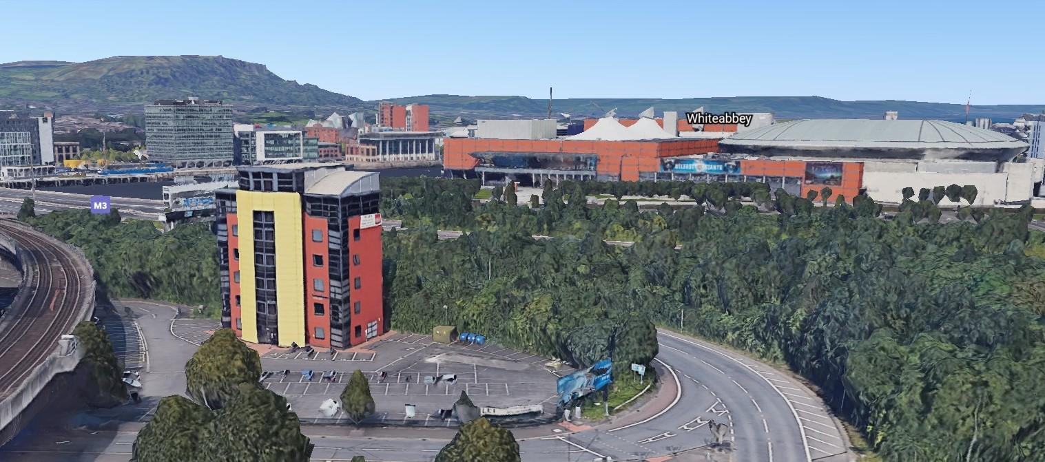 Securing Landmark Development In Belfast City Centre, Scrabo Street