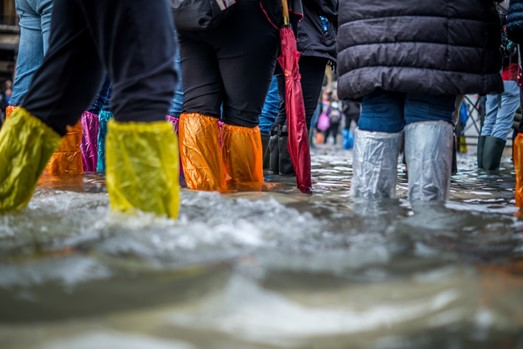 Floods Are A Growing Issue Worldwide – Here's How You Can Stay Above The Rising Tide