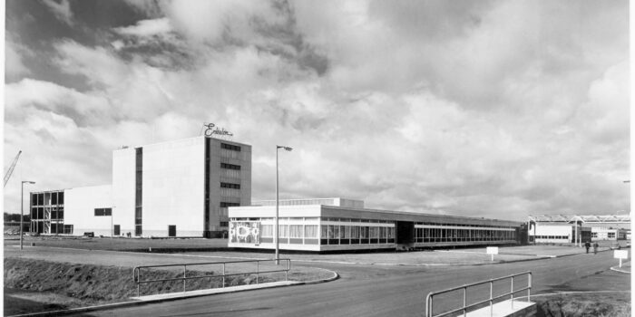 British Enkalon Factory, Antrim, Co. Antrim. C.1959 PRONI Ref: D4069/1/6